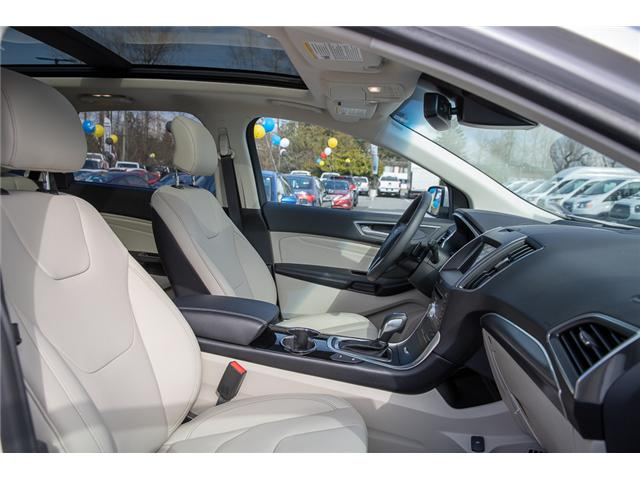 2018 Ford Edge Titanium (Stk: 8ED6358) in Vancouver - Image 19 of 28