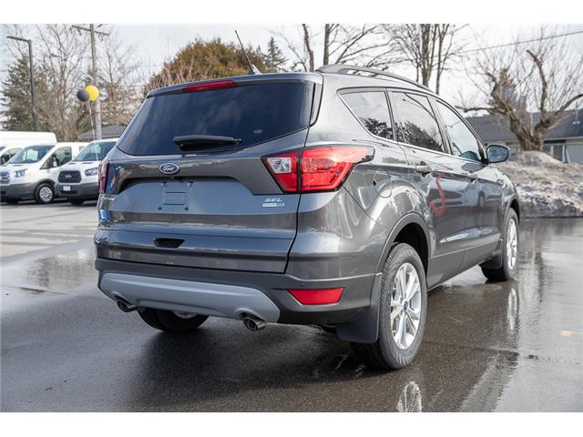 2019 Ford Escape SEL (Stk: 9ES7215) in Surrey - Image 7 of 28