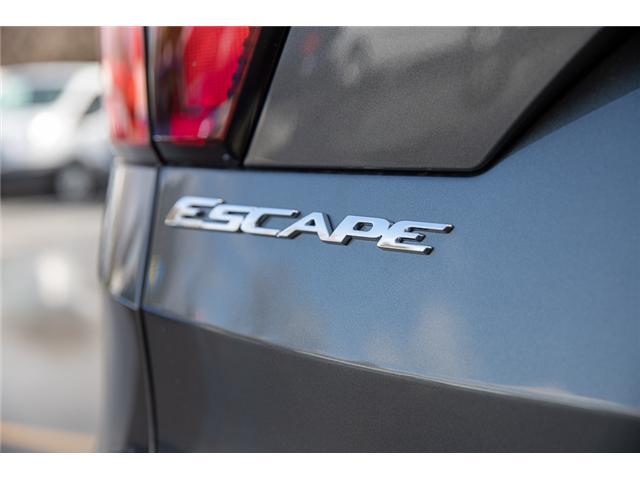 2019 Ford Escape SEL (Stk: 9ES7215) in Surrey - Image 9 of 28
