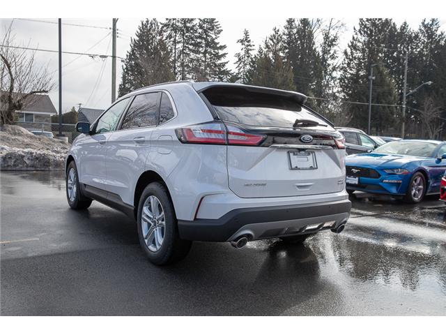 2019 Ford Edge SEL (Stk: 9ED4722) in Surrey - Image 5 of 28