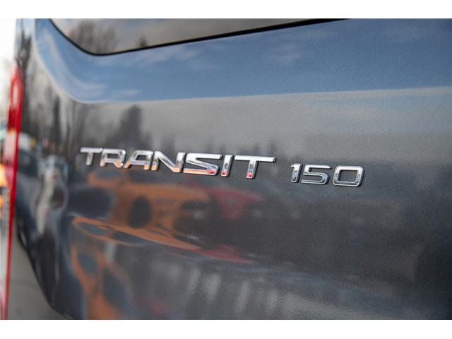2017 Ford Transit-150 XLT (Stk: P2594) in Surrey - Image 17 of 28