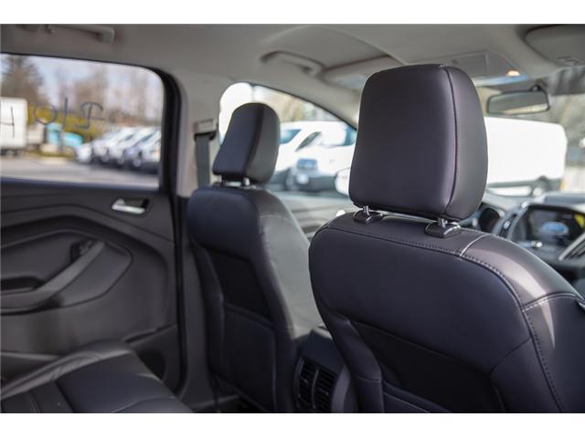 2019 Ford Escape SEL (Stk: 9ES7215) in Surrey - Image 17 of 28