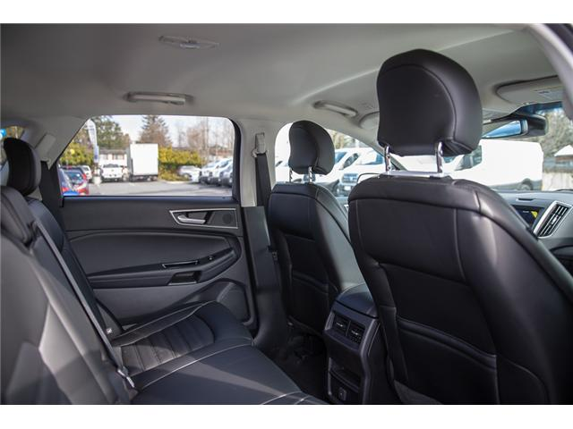 2019 Ford Edge SEL (Stk: 9ED4722) in Surrey - Image 16 of 28