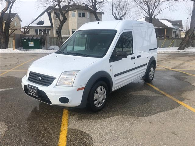 2013 Ford Transit Connect XLT (Stk: ) in Winnipeg - Image 3 of 22