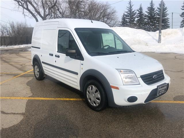 2013 Ford Transit Connect XLT (Stk: ) in Winnipeg - Image 1 of 22