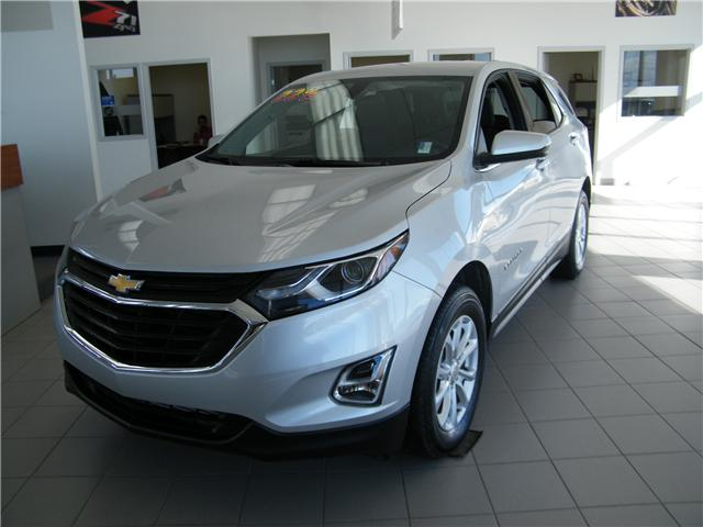 2018 Chevrolet Equinox 1LT (Stk: 55102) in Barrhead - Image 1 of 12