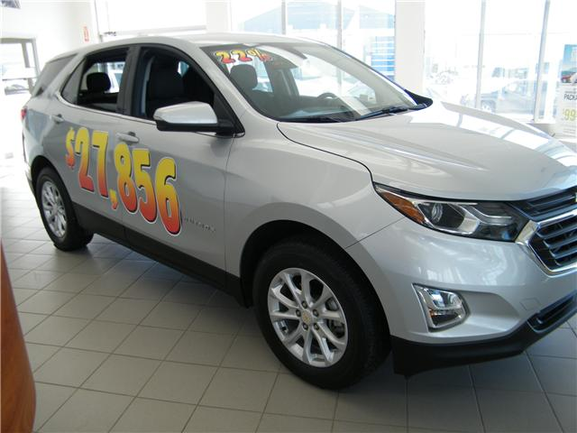 2018 Chevrolet Equinox 1LT (Stk: 55102) in Barrhead - Image 2 of 12