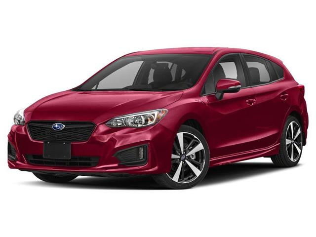 2019 Subaru Impreza Sport-tech (Stk: 14745) in Thunder Bay - Image 1 of 9