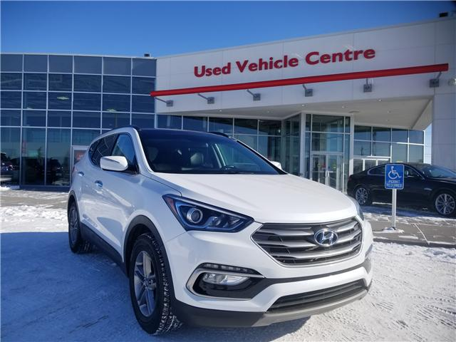 2017 Hyundai Santa Fe Sport 2.4 SE (Stk: U194068) in Calgary - Image 1 of 26