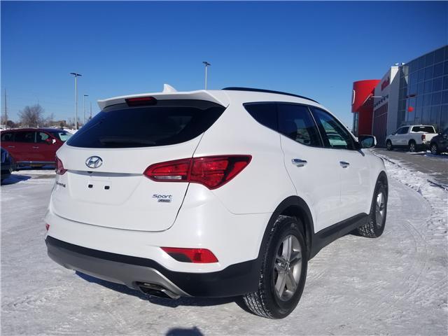 2017 Hyundai Santa Fe Sport 2.4 SE (Stk: U194068) in Calgary - Image 2 of 26