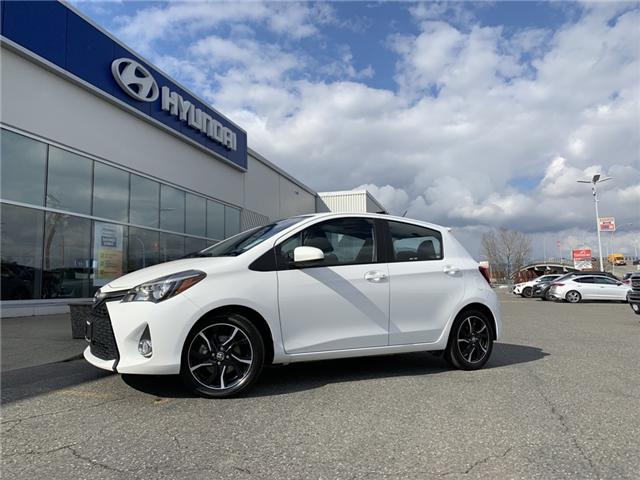 2017 Toyota Yaris SE (Stk: H19-0019A) in Chilliwack - Image 1 of 11