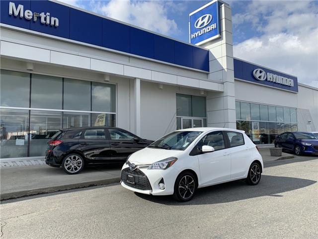 2017 Toyota Yaris  (Stk: H19-0019A) in Chilliwack - Image 2 of 11
