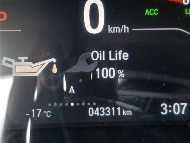 2018 Honda CR-V Touring (Stk: 2190501A) in Calgary - Image 10 of 30