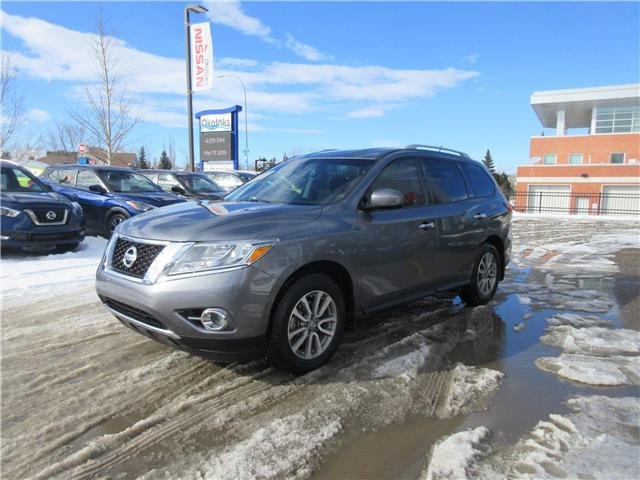 2015 Nissan Pathfinder SV (Stk: 5691) in Okotoks - Image 19 of 27