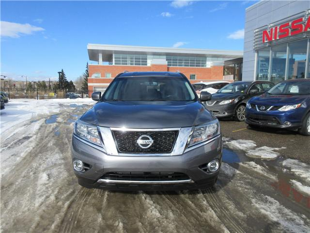 2015 Nissan Pathfinder SV (Stk: 5691) in Okotoks - Image 20 of 27
