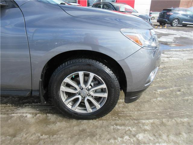 2015 Nissan Pathfinder SV (Stk: 5691) in Okotoks - Image 21 of 27