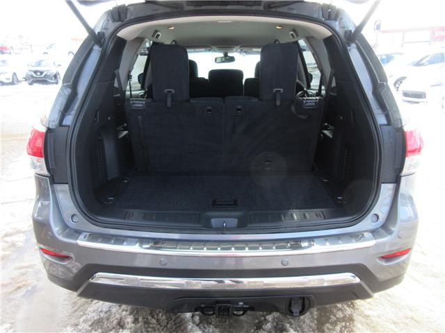 2015 Nissan Pathfinder SV (Stk: 5691) in Okotoks - Image 24 of 27