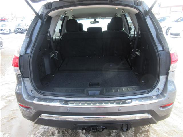 2015 Nissan Pathfinder SV (Stk: 5691) in Okotoks - Image 25 of 27