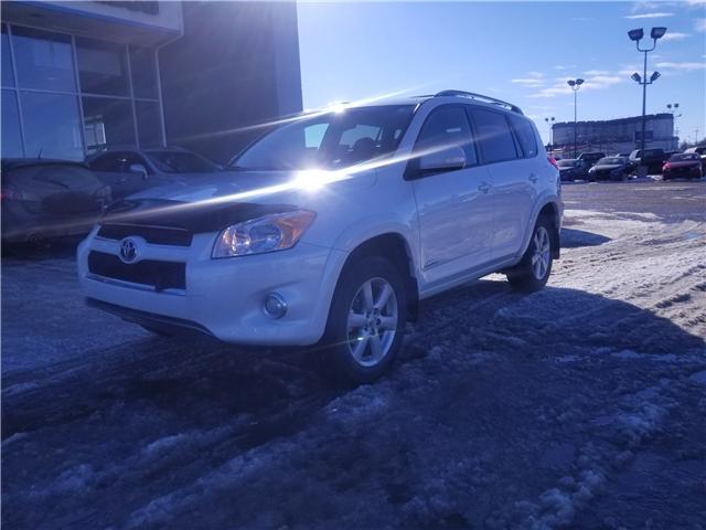 2011 Toyota RAV4 Limited (Stk: N1545) in Saskatoon - Image 9 of 24