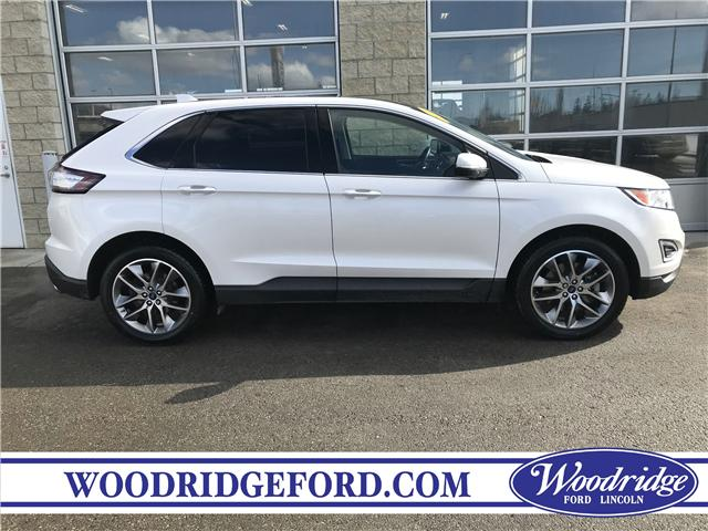 2016 Ford Edge Titanium (Stk: J-2534A) in Calgary - Image 2 of 20