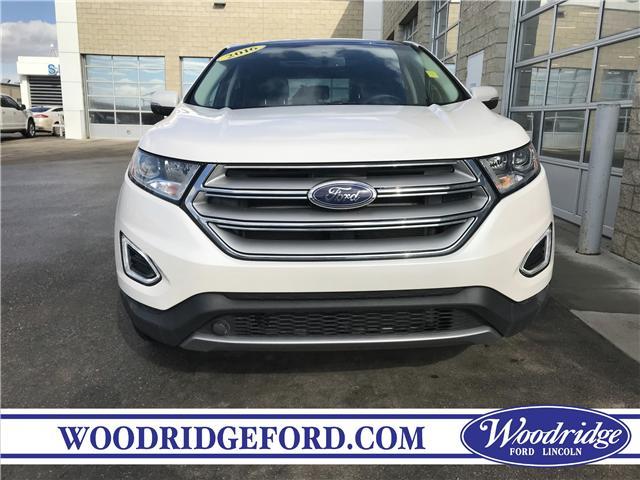 2016 Ford Edge Titanium (Stk: J-2534A) in Calgary - Image 4 of 20