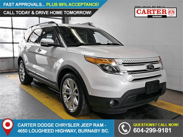 2014 Ford Explorer Limited (Stk: Y484461) in Burnaby - Image 1 of 24