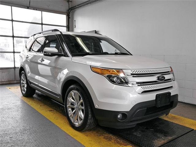 2014 Ford Explorer Limited (Stk: Y484461) in Burnaby - Image 2 of 24