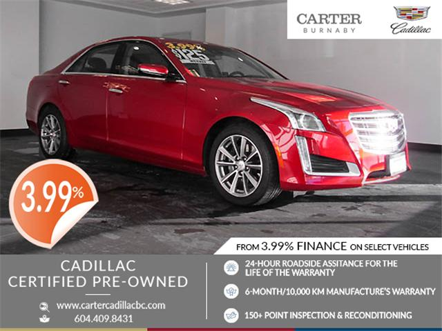 2018 Cadillac CTS 3.6L Luxury (Stk: P9-55900) in Burnaby - Image 1 of 25