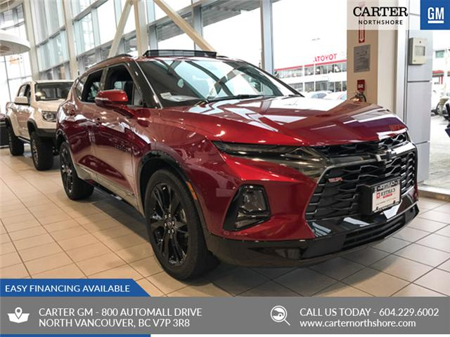 2019 Chevrolet Blazer RS (Stk: 9BL72900) in North Vancouver - Image 1 of 13