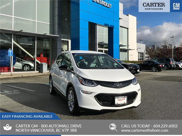 2019 Chevrolet Bolt EV LT (Stk: 9B97640) in North Vancouver - Image 1 of 13
