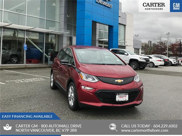 2019 Chevrolet Bolt EV LT (Stk: 9B46050) in North Vancouver - Image 1 of 13