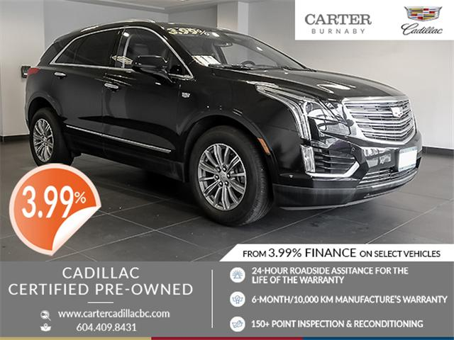 2017 Cadillac XT5 Luxury (Stk: P9-56760) in Burnaby - Image 1 of 24