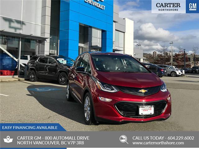 2019 Chevrolet Bolt EV LT (Stk: 9B49340) in North Vancouver - Image 1 of 13