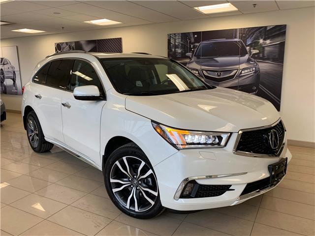 2019 Acura MDX Elite (Stk: M12374) in Toronto - Image 1 of 9