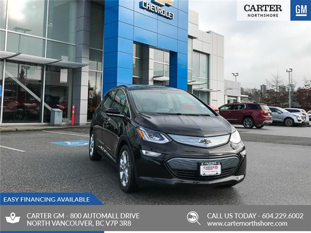 2019 Chevrolet Bolt EV LT (Stk: 9B87710) in North Vancouver - Image 1 of 13