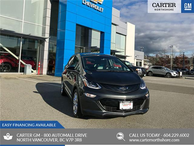 2019 Chevrolet Bolt EV LT (Stk: 9B86280) in North Vancouver - Image 1 of 13