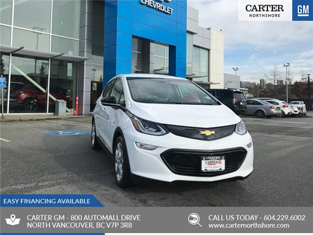 2019 Chevrolet Bolt EV LT (Stk: 9B88200) in North Vancouver - Image 1 of 13