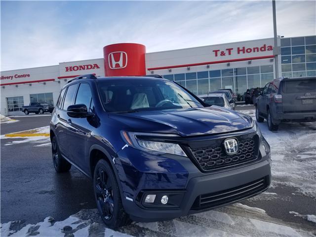 2019 Honda Passport Touring (Stk: 2190643) in Calgary - Image 1 of 10