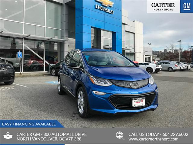 2019 Chevrolet Bolt EV LT (Stk: 9B89460) in North Vancouver - Image 1 of 13