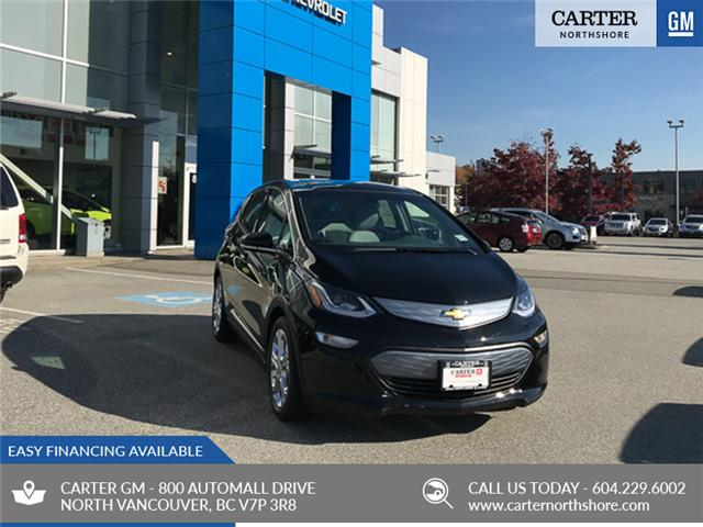 2019 Chevrolet Bolt EV LT (Stk: 9B32550) in North Vancouver - Image 1 of 13