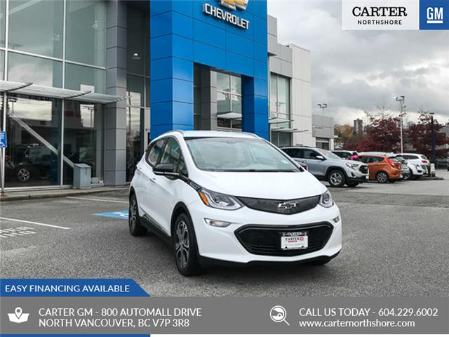 2019 Chevrolet Bolt EV Premier (Stk: 9B73540) in North Vancouver - Image 1 of 13