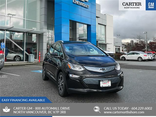 2019 Chevrolet Bolt EV Premier (Stk: 9B07670) in North Vancouver - Image 1 of 13