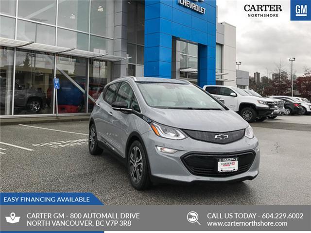2019 Chevrolet Bolt EV Premier (Stk: 9B42680) in North Vancouver - Image 1 of 13