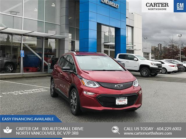 2019 Chevrolet Bolt EV Premier (Stk: 9B51850) in North Vancouver - Image 1 of 13