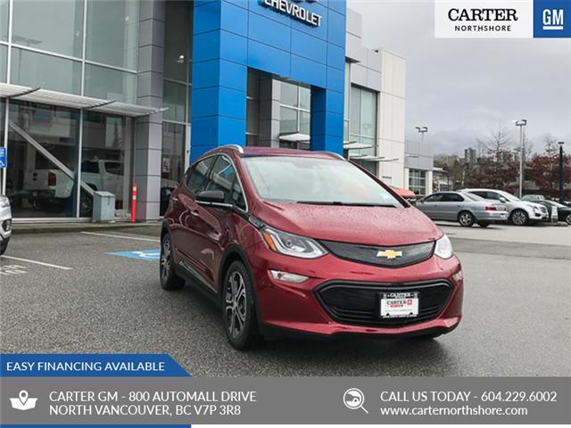 2019 Chevrolet Bolt EV Premier (Stk: 9B32480) in North Vancouver - Image 1 of 13
