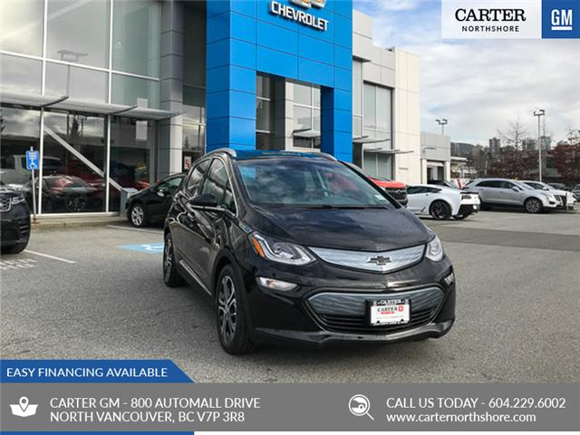 2019 Chevrolet Bolt EV Premier (Stk: 9B73400) in North Vancouver - Image 1 of 13