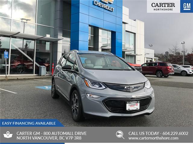 2019 Chevrolet Bolt EV Premier (Stk: 9B75830) in North Vancouver - Image 1 of 13