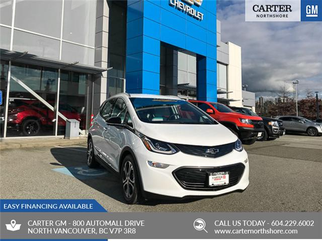 2019 Chevrolet Bolt EV Premier (Stk: 9B71940) in North Vancouver - Image 1 of 13