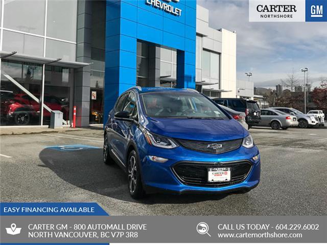 2019 Chevrolet Bolt EV Premier (Stk: 9B65650) in North Vancouver - Image 1 of 13