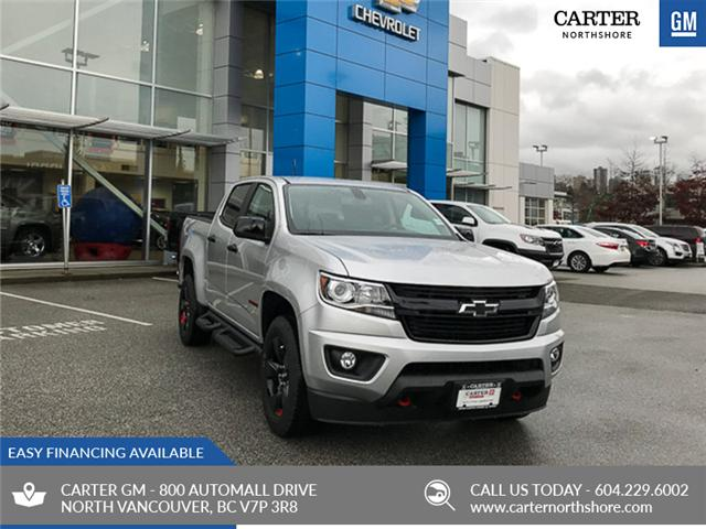 2019 Chevrolet Colorado LT (Stk: 9CL54900) in North Vancouver - Image 1 of 13